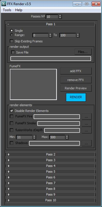 how to render a shadow pass in 3ds max