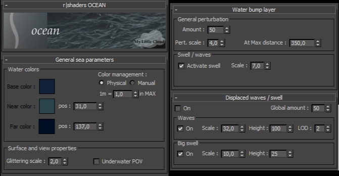 r shaders procedural natural shaders collection   ScriptSpot