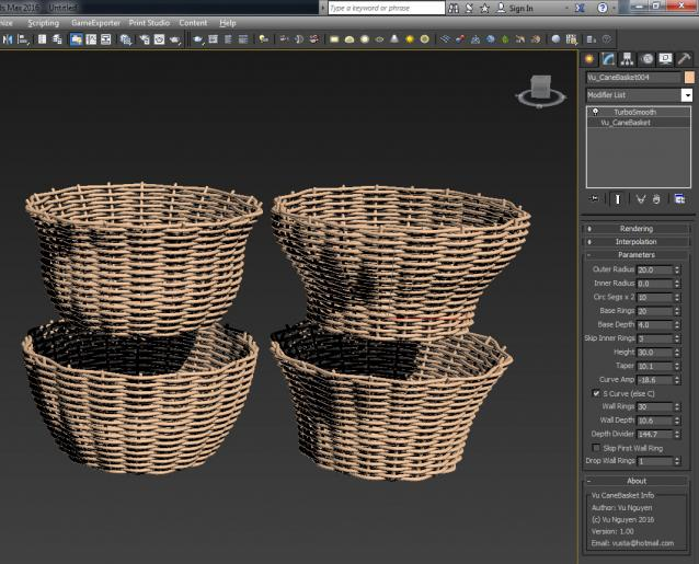 How To Make A Basket Weave Effect : Tagged mcg cane basket weave scriptspot