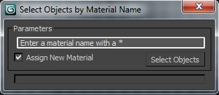Select Object By Name