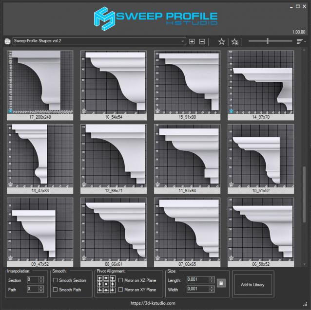 Sweep Profile | ScriptSpot