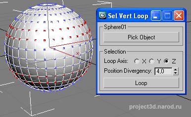 Select Vertex Loop