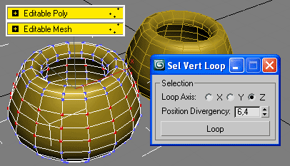 Select Vertex Loop
